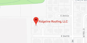 Ridgeline Roofing on Google Maps